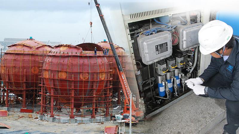 ธุรกิจให้บริการทางด้านวิศวกรรมพลังงาน (EPCms)