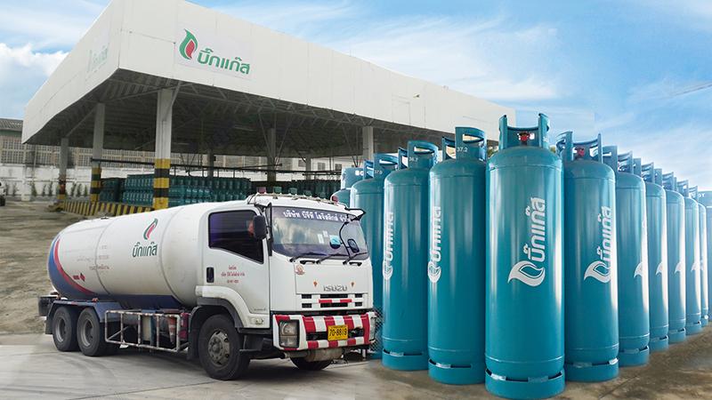 ธุรกิจจำหน่ายก๊าซปิโตรเลียมเหลว (Liquefied Petroleum Gas)